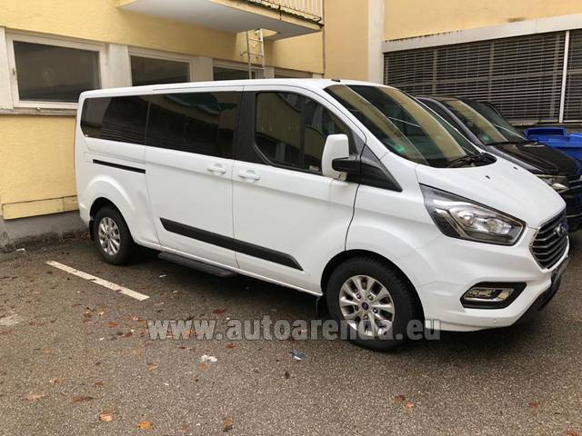 Аренда авто Ford Tourneo Custom 9 мест в Австрии