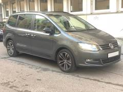 арендовать Volkswagen Sharan 4motion в Австрии